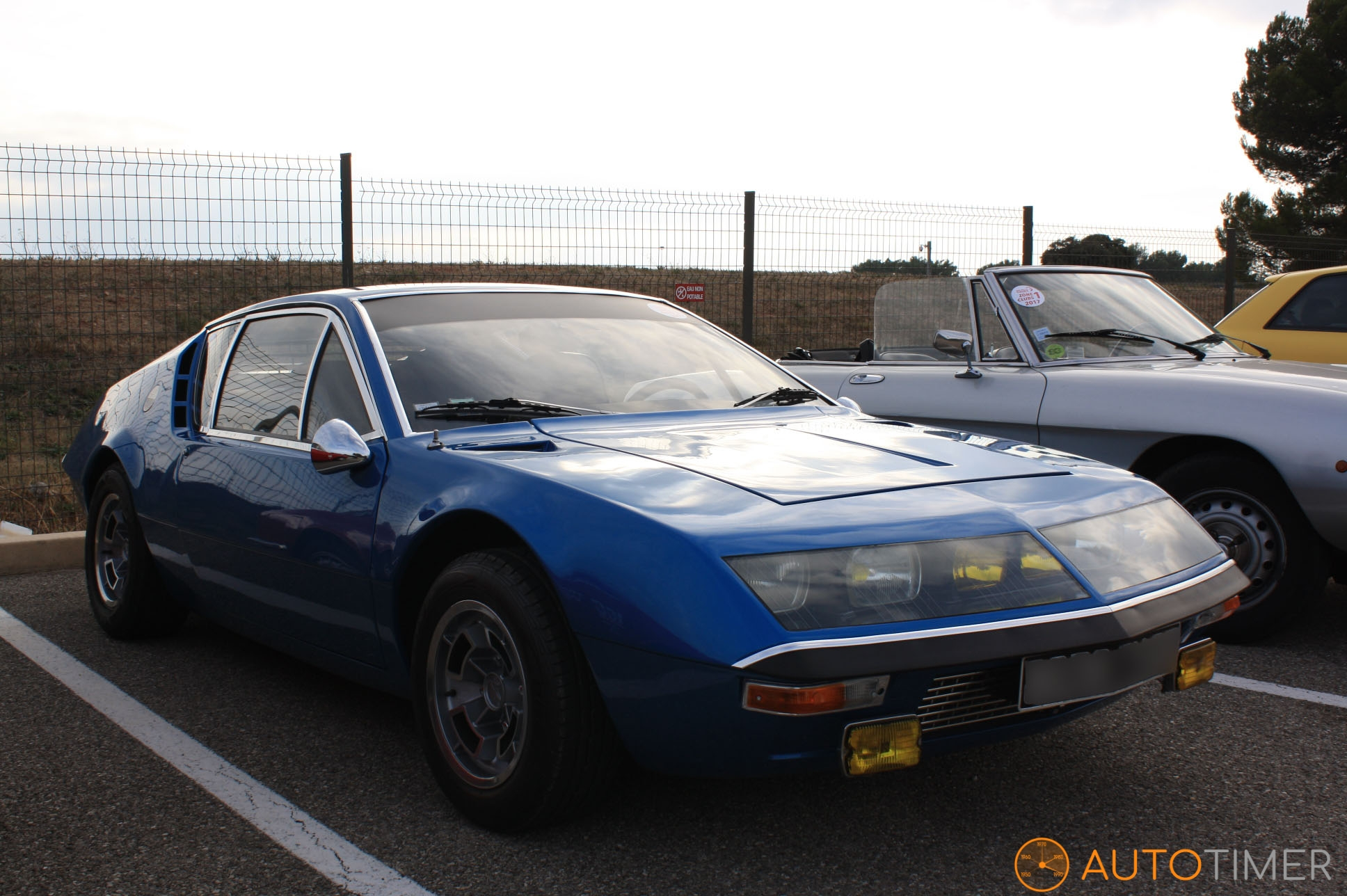 Renault Alpine A310 VE